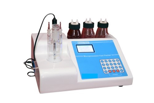 Automatic Systonic Karl Fischer Titrator